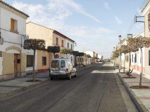 Conjuntos de viviendas del Instituto Nacional de Colonización (INC)