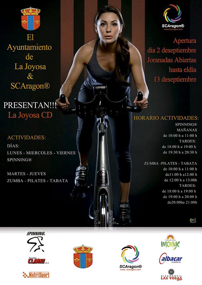 SCAragon La Joyosa 19 Spinning